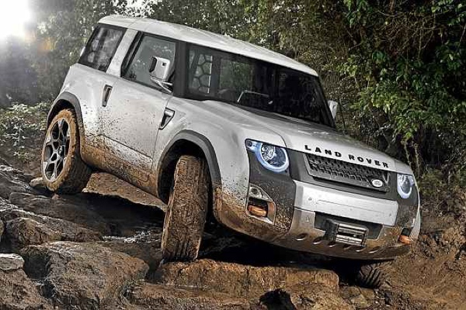 Jaguar Land Rover Testing New Defender Prototypes