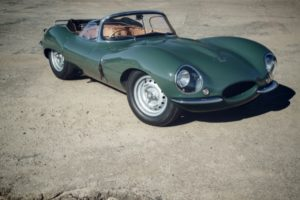 Jaguar XKSS LA 004