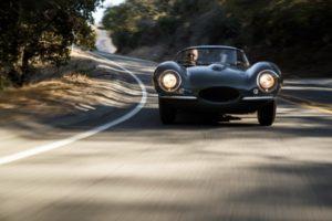 Jaguar XKSS LA 109