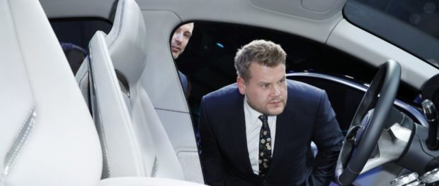 james-corden-at-jaguar-i-pace-reveal
