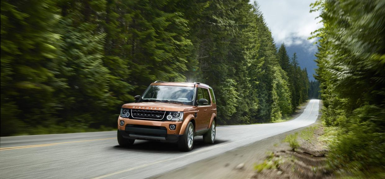Land Rover Discovery Named Best Used SUV