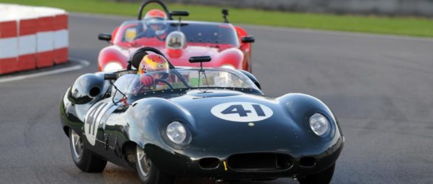 Lister Costin at Revival 2015
