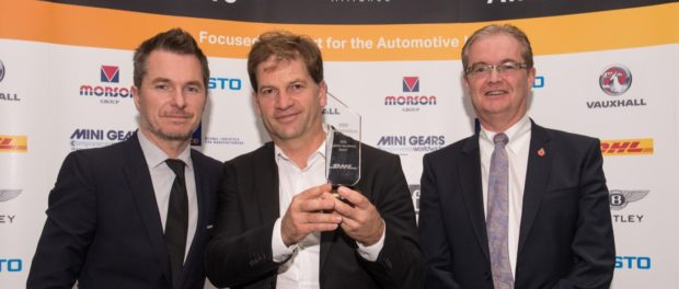 Briggs Automotive Company (BAC) had cause for celebration at the Northern Automotive Alliance (NAA) Awards on 10 November, securing two prestigious awards and seeing off high-profile competition