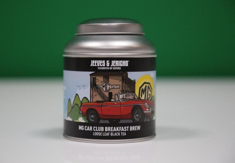 MG Car Club Breakfast Brew Tea