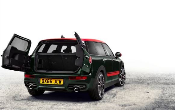 New MINI John Cooper Works Clubman to Premiere at SEMA