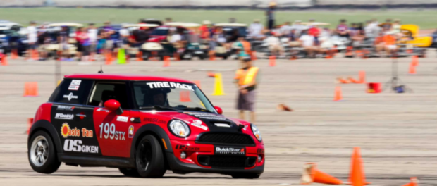 MINI USA Congratulates Craig Wilcox on his Track Success