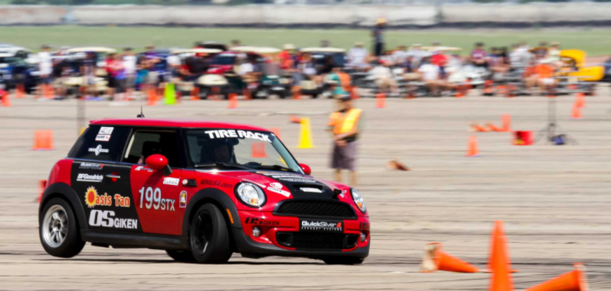 MINI USA Congratulates Craig Wilcox's Track Success