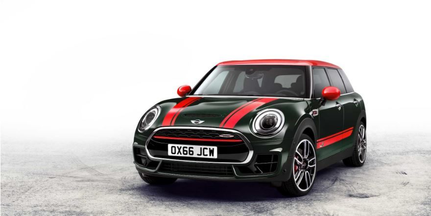 MINI John Cooper Works Clubman to debut at SEMA