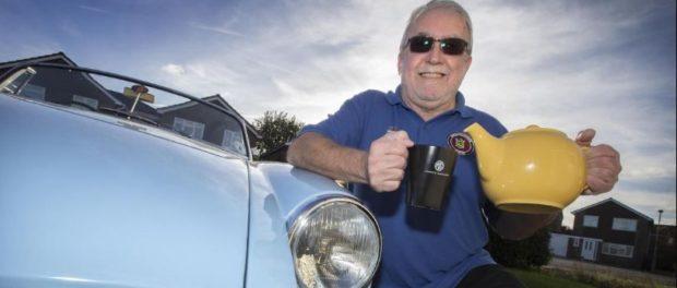 Richard Martin - MG Car Club Breakfast Brew Tea