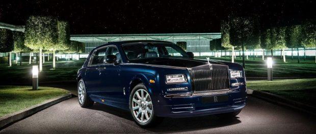 Rolls-Royce Walpole Craftsmanship Award 2016