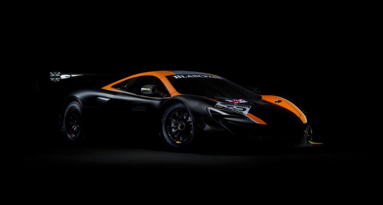 Strakka Racing Joins McLaren Customer Racing with 650S GT3 Quartet - McLaren 650S GT3