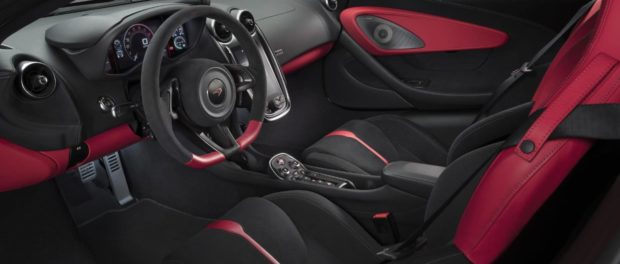 The new McLaren 570S Design Editions - Interior