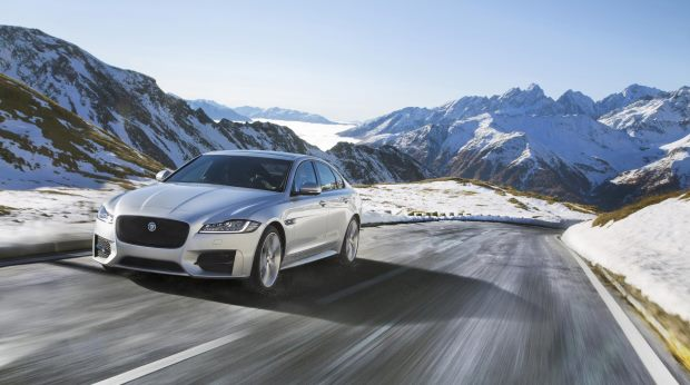 Two Scottish Car of the Year Awards for Jaguar