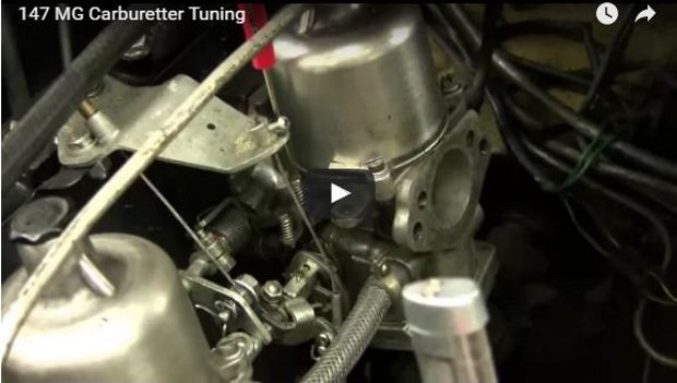 VotW - Dual S.U. Carburetor Tuning