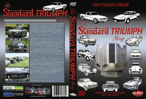 DVD - The Standard Triumph Story