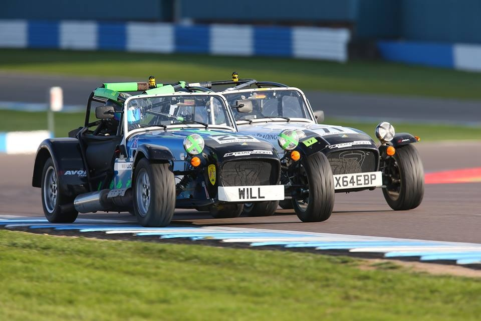 Caterham Realigns Domestic Motorsport Championship