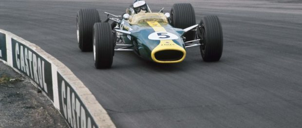 Type 49 R2 R11 Jim Clark British GP 1967