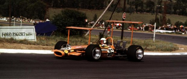 Type 49 R3 John Love South Africa GP 1969