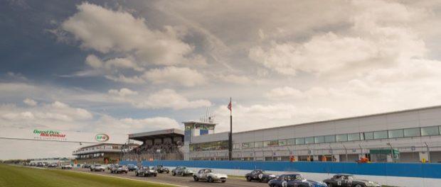 Jaguar Heritage Challenge 2015 Donington Park