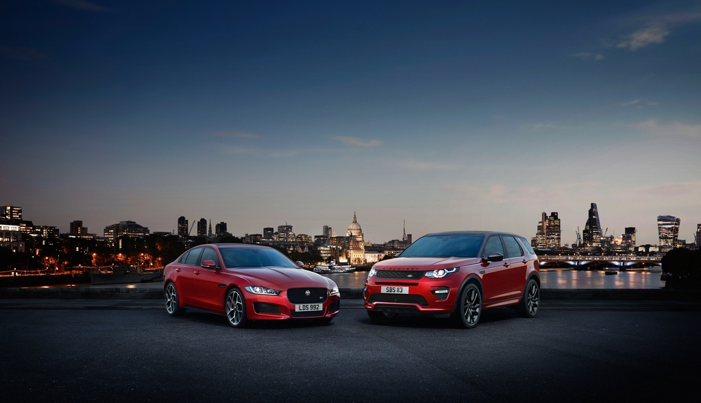 Jaguar Land Rover Releases Global Numbers for November