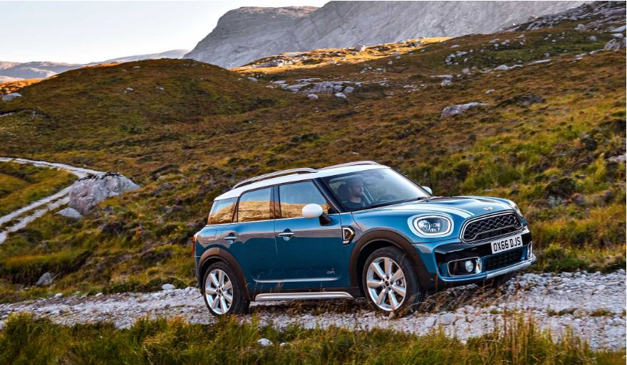 MINI USA ANNOUNCES U.S. MARKET PRICING FOR NEW MINI COUNTRYMAN
