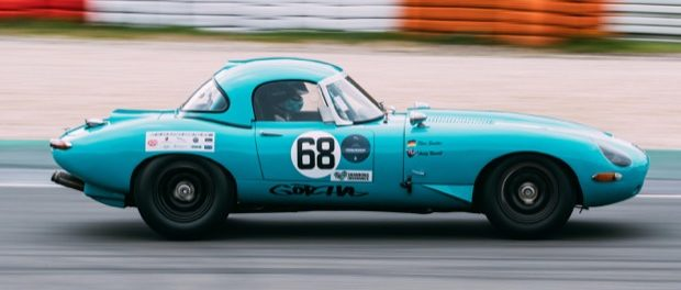Silverstone Classic and Spa Francorchamps added to Jaguar Classic Challenge calendar for 2017 1