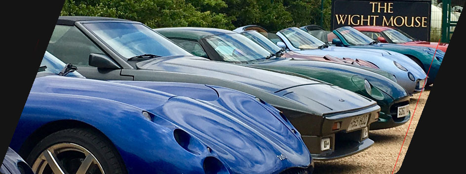 TVR Seeking Original Cars for Photoshoot