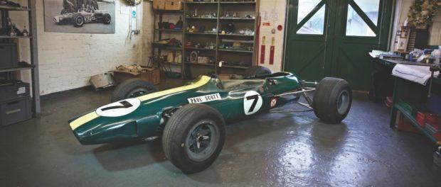 Jim Clark's Lotus 33 R11