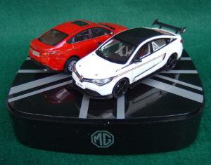 2015 MG GT 3