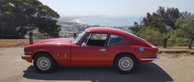 71 GT6 Side Profile - Martin Keller