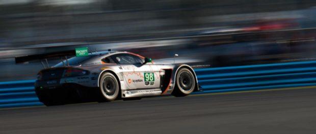 Aston Martin Racing set for Rolex 24 at Daytona