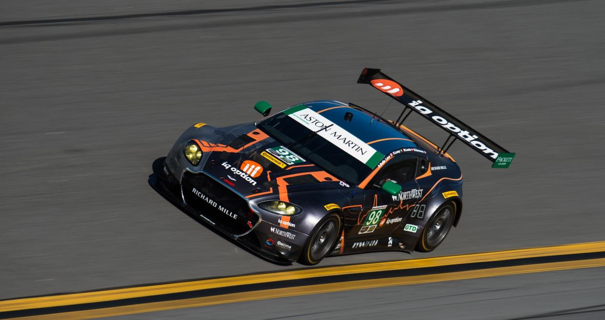 Aston Martin Racing set for Rolex 24 at Daytona