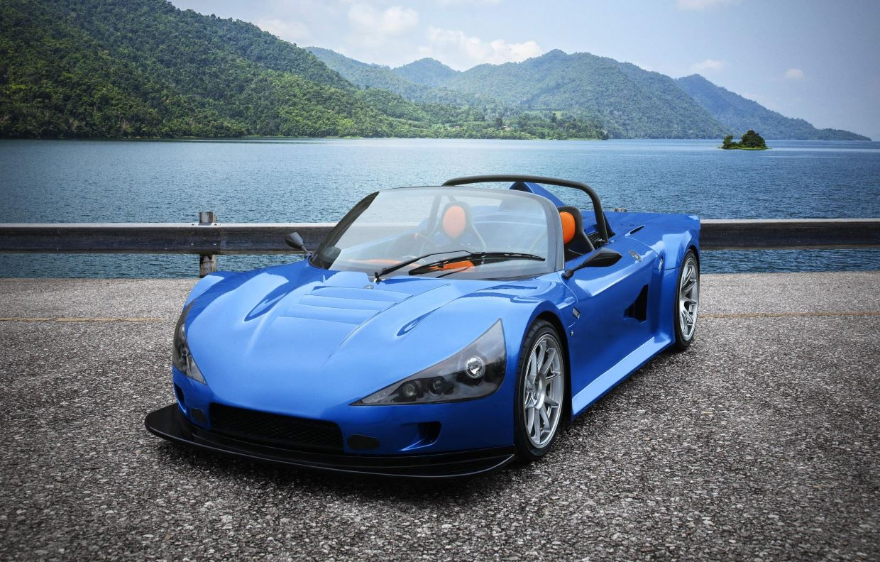 Avatar Roadster Debuts at Performance Car Show