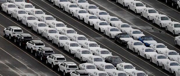 British car industry body warns of sales downturn