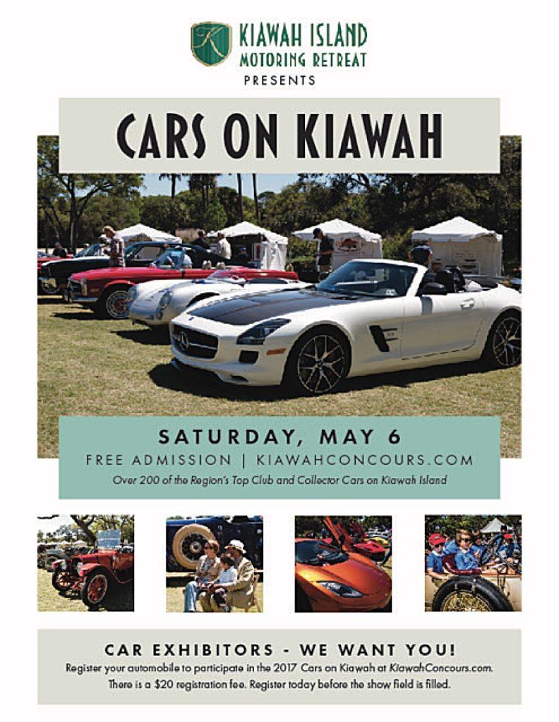 Cars on Kiawah, South Carolina