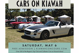 Cars on Kiawah Flyer