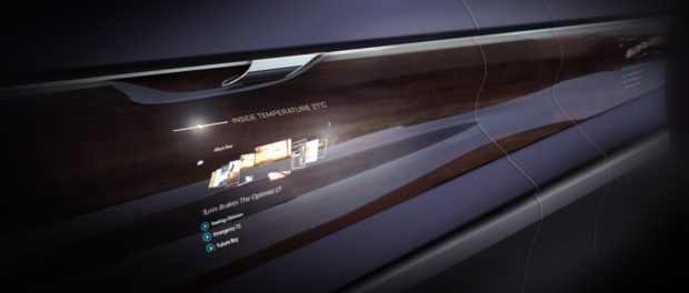 DOOR OLED - Bentley CEO Outlines His Vision for Future of Luxury