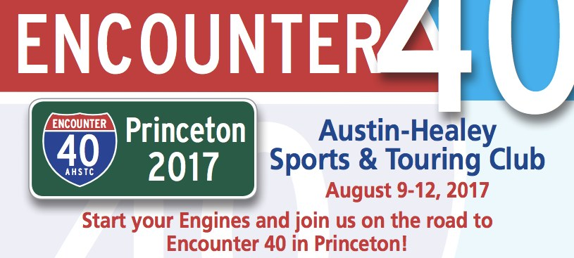 Encounter 40 2017, Princeton, NJ