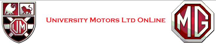 Final University Motors Party
