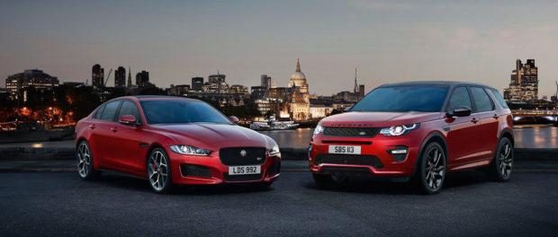 JLR Sails Past Half-Million Sales Mark in 2016 as Jaguar Sets New Record