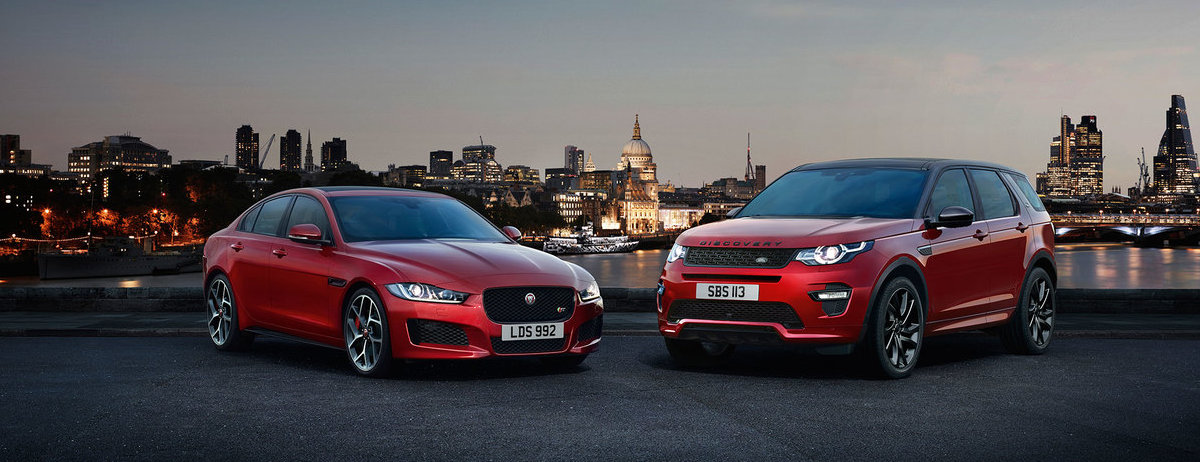 JLR Sails Past Half-Million Sales Mark in 2016 as Jaguar Sets New Record