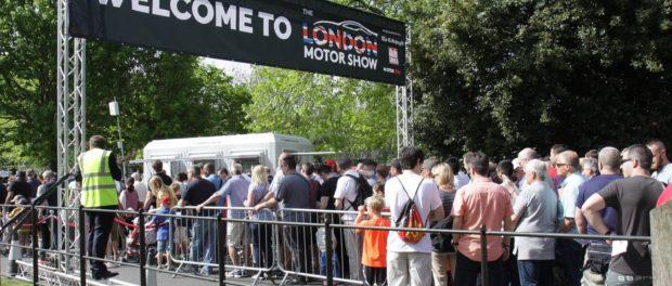 Legends of Motorsport dinner confirmed for the London Motor Show