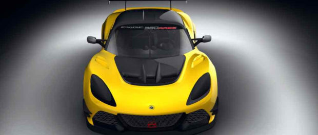 Lotus Announces Exige Race 380 - First Class in Competition 3