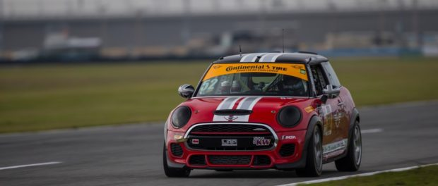 MINI JCW Team Wins Their First IMSA Continental Tire SportsCar Challenge Series Race 3