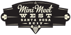 Mini Meet West 2017 Logo