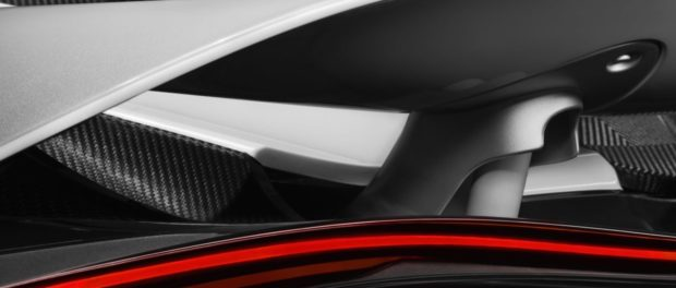 New McLaren Super Series blends beauty and technology