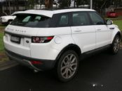 Recall for Nearly 800 2016-17 Land Rovers