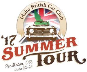 Summer Tour 2017 Pendleton Oregon