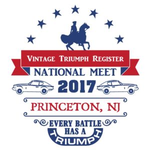 Vintage Triumph Register National Convention 2017