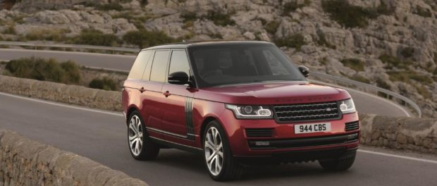 VotW - 48 Years of Range Rover